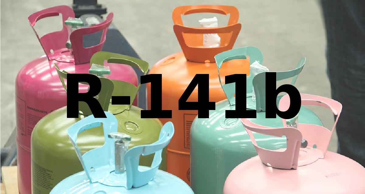 Gás para Limpeza R141b – Climatização Lumertz