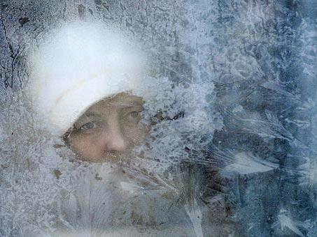 frio congelante