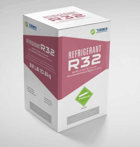 Embalagem Gás R-32