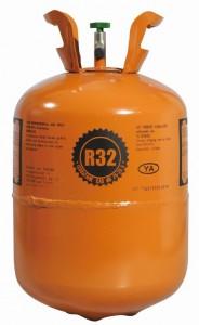 Gás refrigerante R32