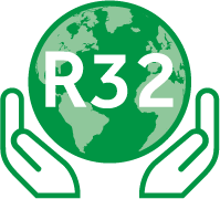 Logo Gás R32