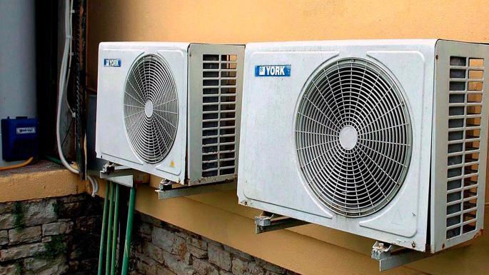 Aparelhos de ar condicionado York