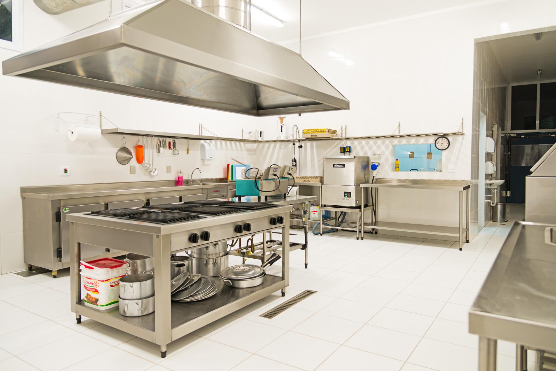 Cozinha Industrial Climatiza O Lumertz